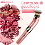 MARSKE Electric Makeup Brush Loose Powder Beauty Tool 360 Degree Rotation Non-toxic Makeup Brush