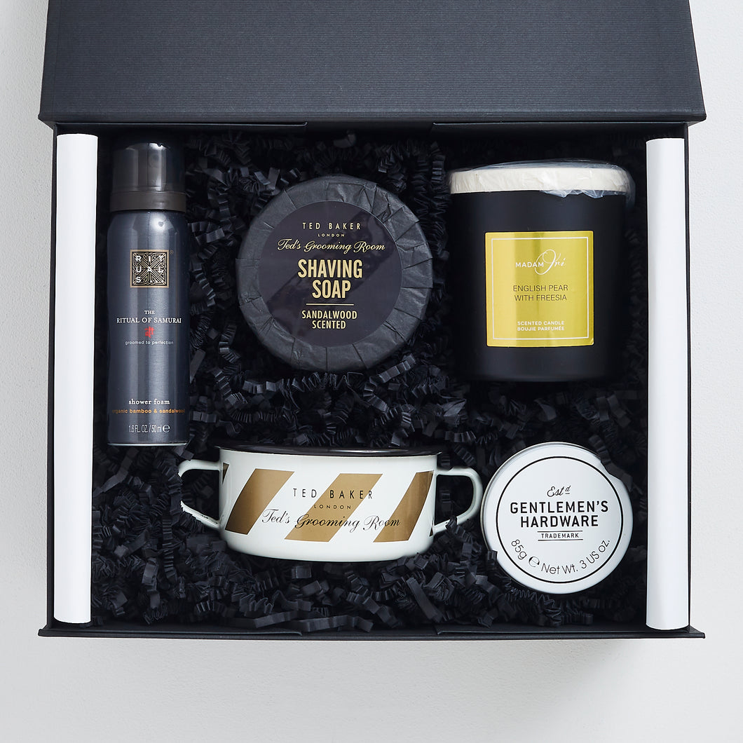 Gift box for him.