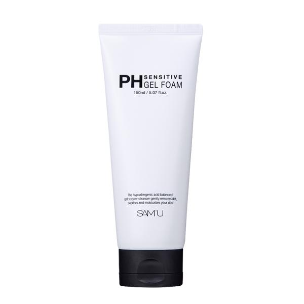 PH SENSITIVE GEL FOAM