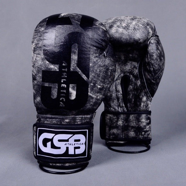 Harlequin Boxing gloves 10-14oz - Acid Wash