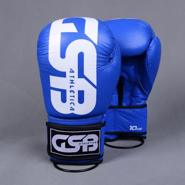 Harlequin Boxing gloves 10-14oz - Blue
