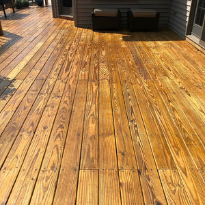 Hardwood and Softwood Oil Stain