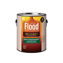 Load image into Gallery viewer, Flood Pro Series Semi-Transparent Stain