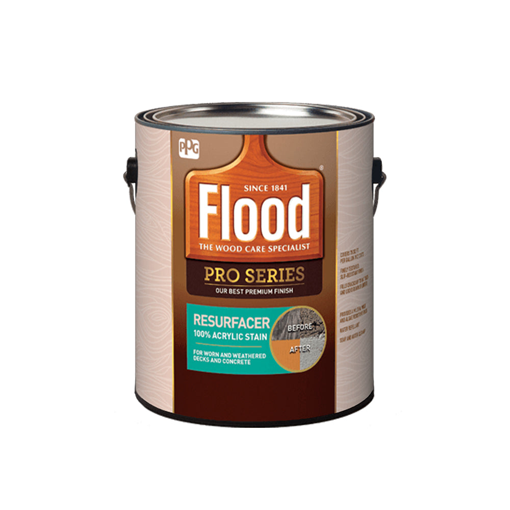 Flood Pro Series Resurfacer Stain