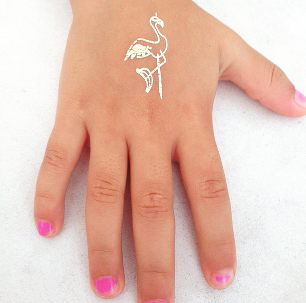 Banana Graffiti X Beyond Jewelry - Flamingo