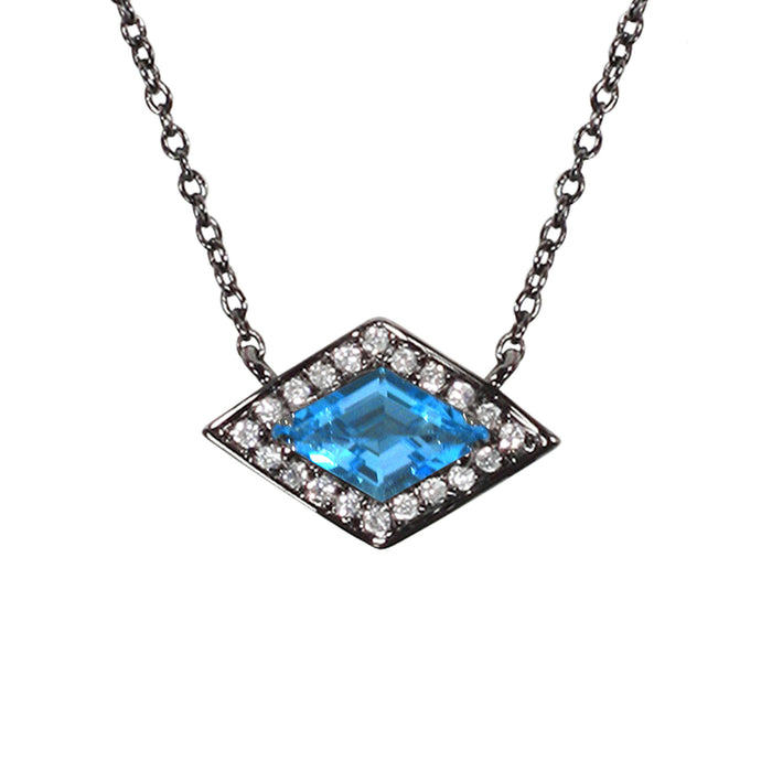 Ace Gemstone Necklace