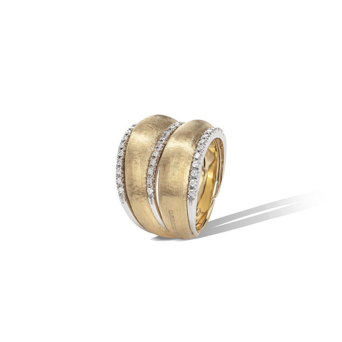 Lucia Double Row Ring
