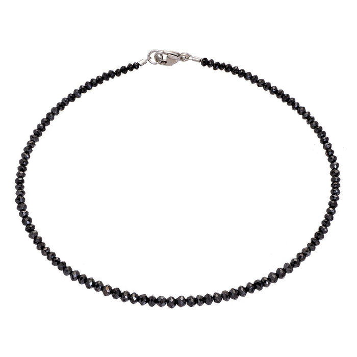 The Noir Thin Bracelet