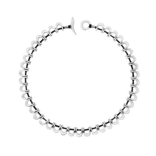 Mikki Necklace in Sterling Silver