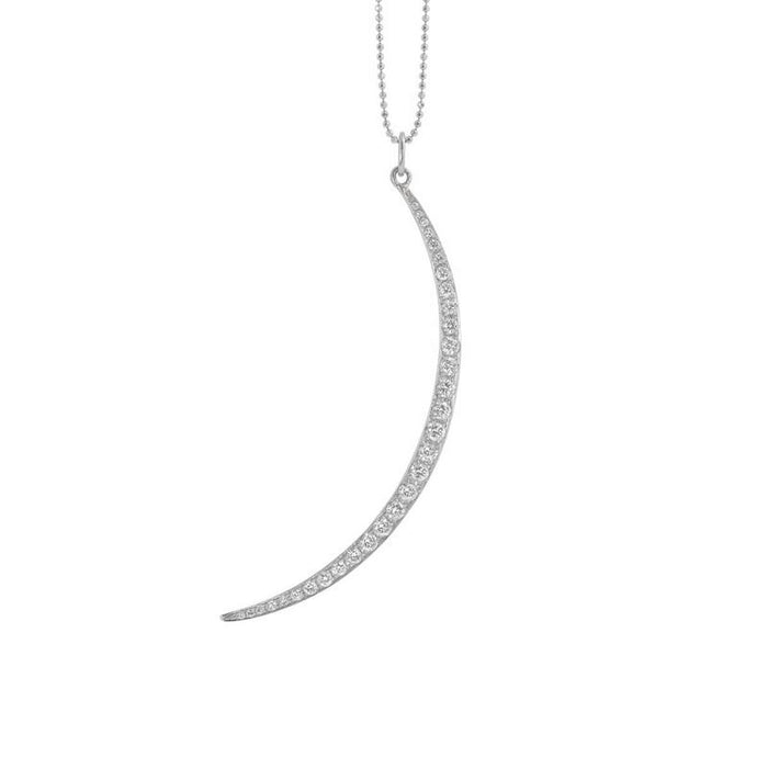 Vimi Crescent Moon Necklace