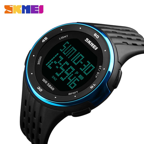 Digital Waterproof Sport Watch - SKMEI-1219