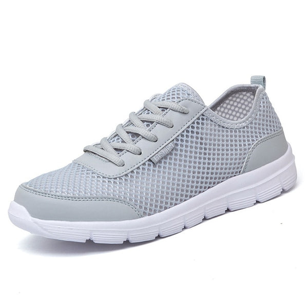 Comfort Lightweight Sport Shoes Breathable Mesh for Women - VEAMORS-1727