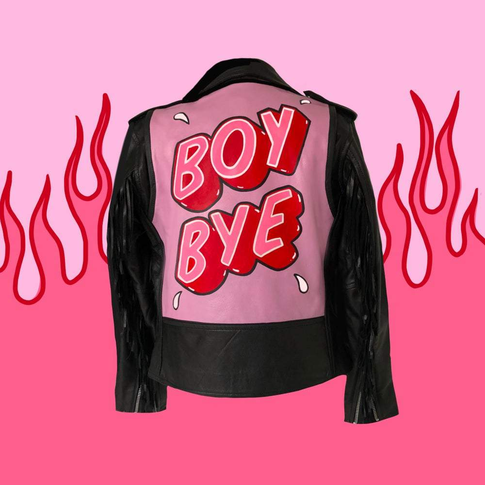BOY BYE - laurieleestudio