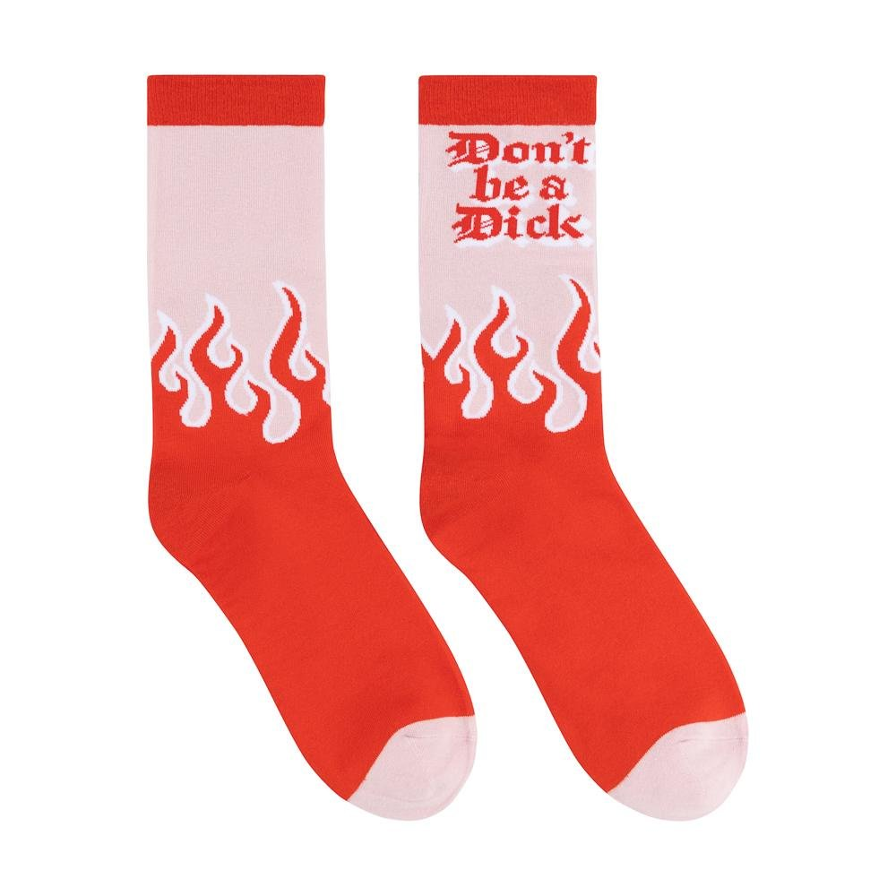 FLAME SOCKS - laurieleestudio