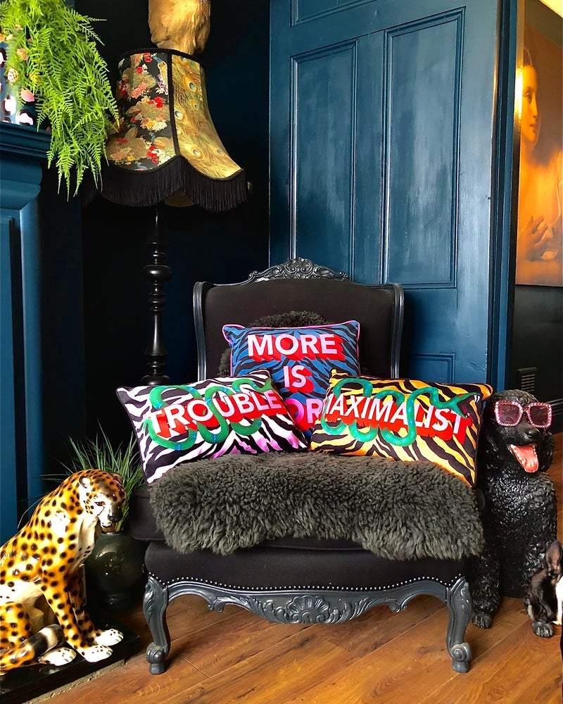 MAXIMALIST cushion - laurieleestudio