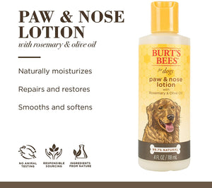 Burt's Bees All-Natural Paw & Nose Lotion