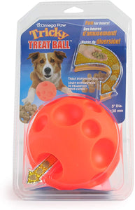 Tricky Treat Dispensing IQ Ball