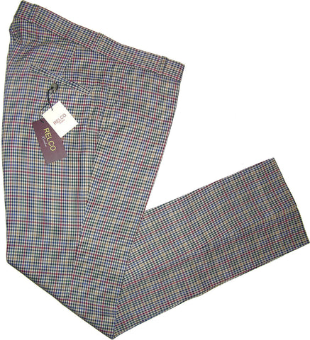 Sta Press Trousers Tweed