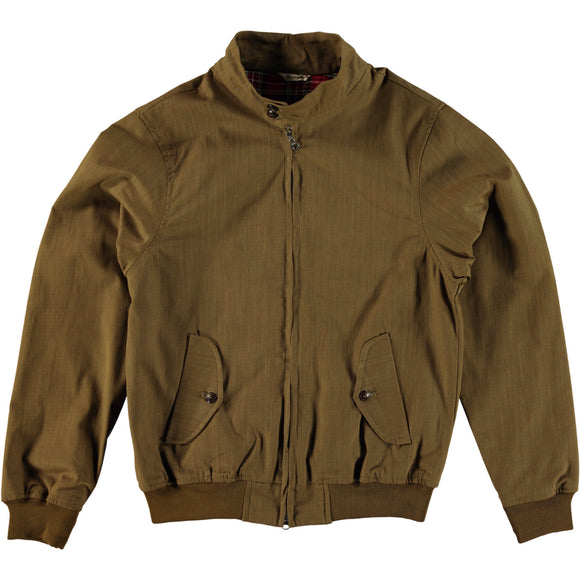 Harrington Jacket Tan - Real Hoxton