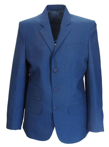 Blue Black Two Tone Tonic Suit - Relco