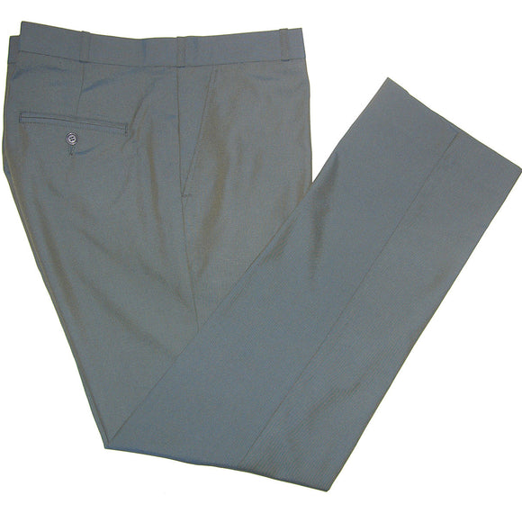 Sta Press Trousers Two Tone Green Gold Tonic - CXLondon.Com
