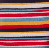 Mens Multi Stripe Jumper
