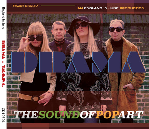 The Sound Of Pop Art - Drama - Vol.3  England In June Productions
