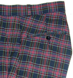 Sta Press Tartan Trousers