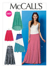 McCall's Misses' Skirts Pattern M6966