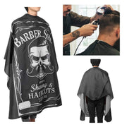 So cool Professional Barber Cape Hair Cutting Salon Hairdressing Cape Skull Print