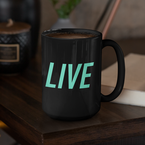 Dumb Money Live 15oz Mug