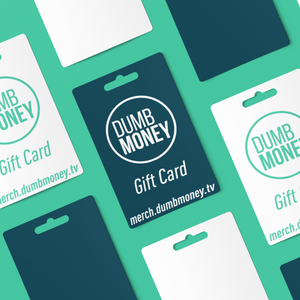 Dumb Money Gift Card