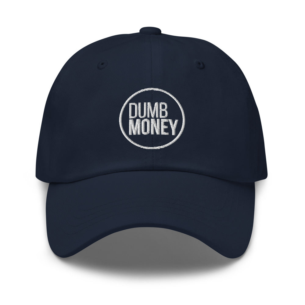 Dumb Money Dad Hat