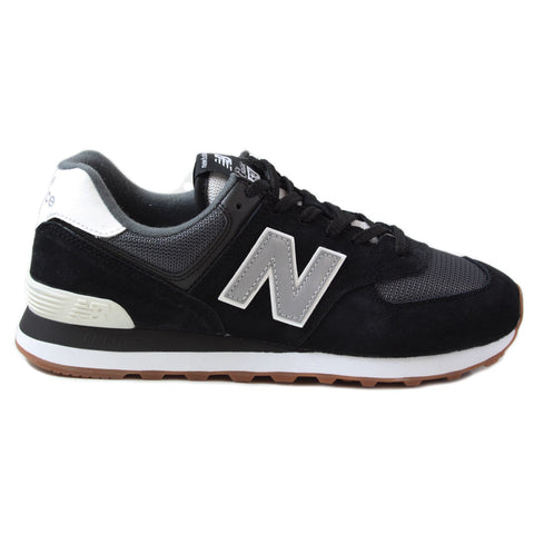 New Balance Herren Sneaker ML574SPT Black/Silver