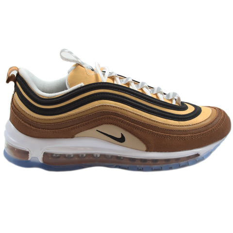 Nike Herren Sneaker Air Max 97 Ale Brown/Black-Elemental Gold