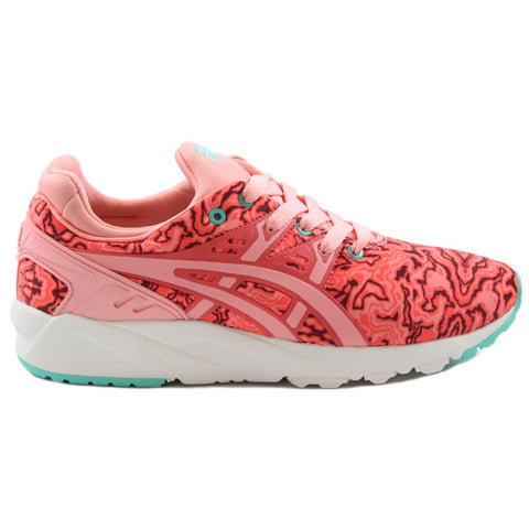 "Asics Damen Sneaker Gel-Kayano Trainer EVO Hot Coral/Peach Melba ""Liquid Pack"""