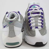 Nike Damen Sneaker Air Max 95 White/Court Purple