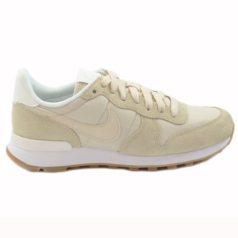 Nike Damen Sneaker Internationalist Fossil/Sail-Sail-White
