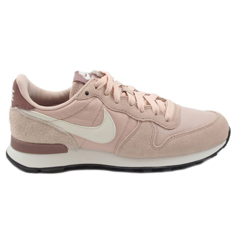 Nike Damen Sneaker Internationalist Particle Beige/Wht