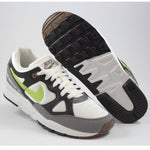Nike Damen Sneaker Air Span II Summt White/Volt-Black