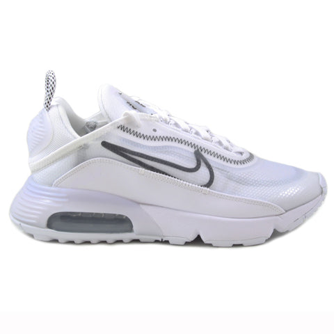 Nike Damen Sneaker Air Max 2090 White/Black-Wolf Grey