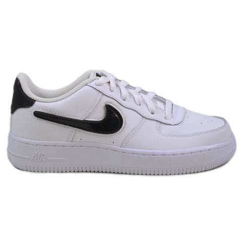 Nike Damen Sneaker Air Force 1 LV8 3 Wht/Blk-Grn Strike-Wht