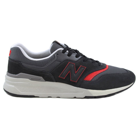 New Balance Herren Sneaker CM997HXW Grey/Black-Red