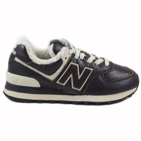 New Balance Damen Sneaker ML574WNE Brown