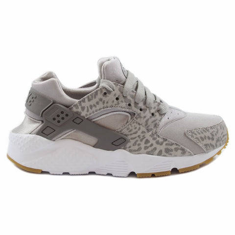 Nike Damen Sneaker Air Huarache Run SE Atmosphere Grey/Gunsmoke