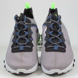 Nike Herren Sneaker React Element 55 SE Pumice/Metallic Silver