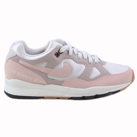 Nike Damen Sneaker Air Span II Vast Grey/Barely Rose