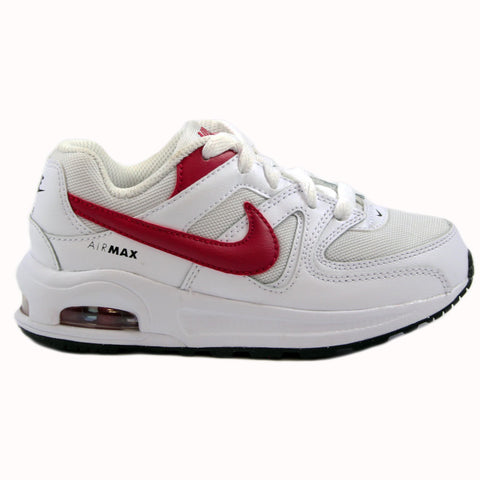 Nike Kinder Sneaker Air Max Command Flex PS White/Sport Fuchsia-Black