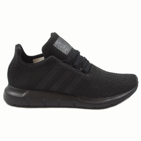 Adidas Damen/Kinder Sneaker Swift Run CBlack/CBlack F34314