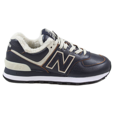New Balance Damen Sneaker ML574WNF Navy